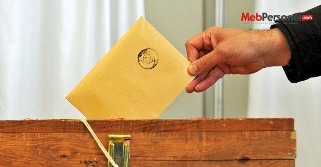 1 Kasım Genel Seçiminde Görev Alacaklar Dikkat!