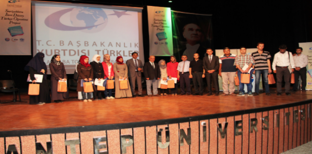 552 Suriyeli'ye Türkçe diploması