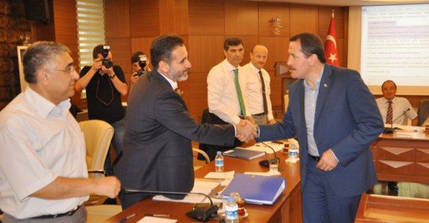 Ali Yalçın'dan Toplu Sözleşme Markajı