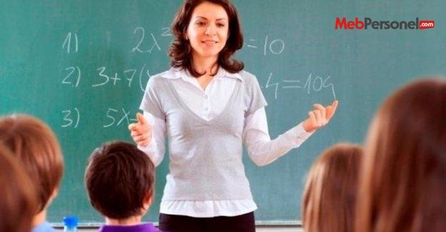 Asli öğretmenliğe geçiş başvurularında son tarih ne zaman?