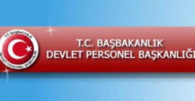 DPB, 2015/2 KPSS için talep almaya başladı