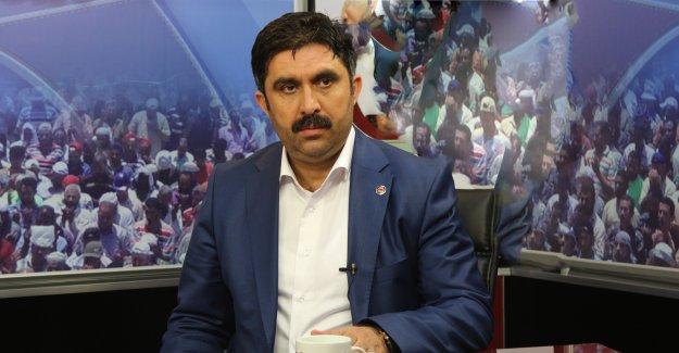 EBS Diyarbakır Şube Başkanı Memiş:Terör Duvarını Yıkacak, Eğitim Sistemi Geliştirilmeli