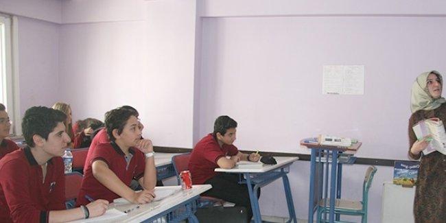 Mezun öğrenci, dershaneden 3 ders eğitimi alabilecek