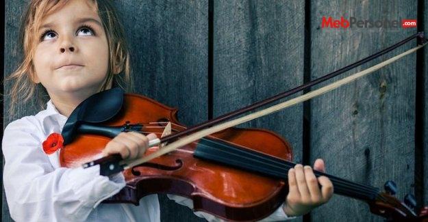 Müzik eğitimi ilkokul döneminde alınmalı