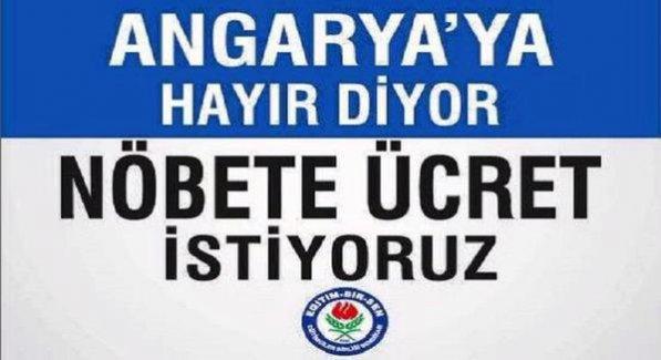 #NobeteUcret Hashtag'i  Türkiye Gündeminde 1.Sırada