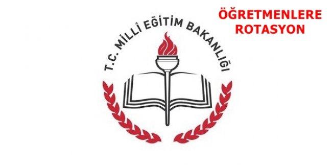 Öğretmenlerin 2015 Rotasyon Sonuçları Açıklanmadı