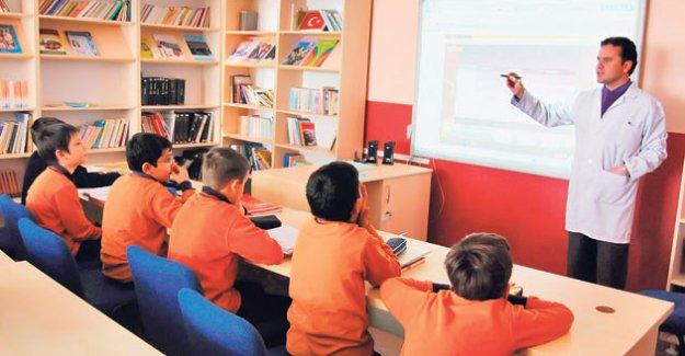 Özel okul teşviğine başvurular başladı