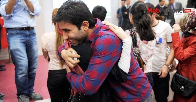 13 Yılda 512 bin öğretmen ataması yapıldı