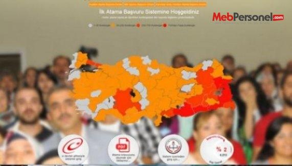2015 MEB Öğretmen Atamalarında Açılan Okullar 37 Bin