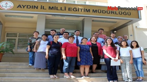 Aydın'da 60 Öğretmen Göreve Başladı