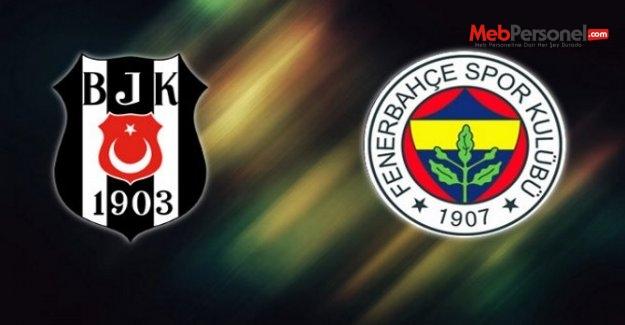 Beşiktaş Fenerbahçe Lig TV Canlı İzle