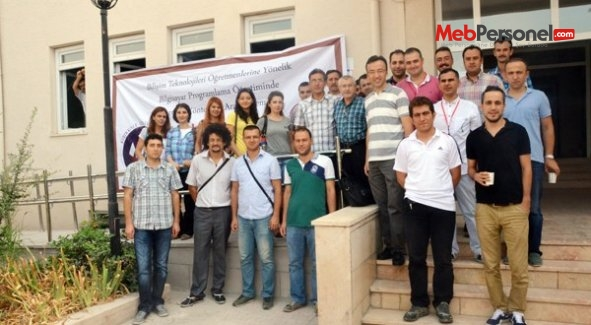 Bilişim Teknolojisi Öğretmenleri İçin  Tübitak Projesi