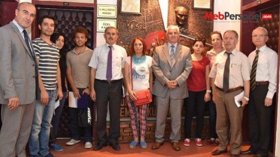 Denizli'de 71 Öğretmen Göreve Başladı