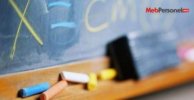 Doğu için yedek öğretmen formülü