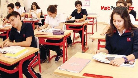 Eğitim desteği verilecek özel okulların listesi