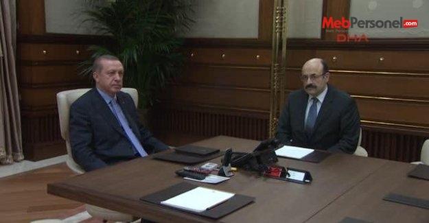 Erdoğan YÖK üyeleri ve rektörlerle bir araya geliyor