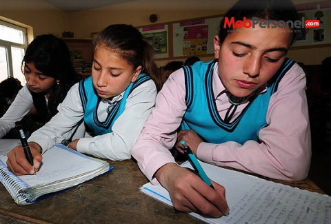 'Kız çocukları okulu hiç bırakmasın' projesi
