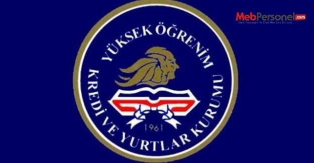 KYK yurt başvurularında 2. yedek sonuçlar erişime açıldı