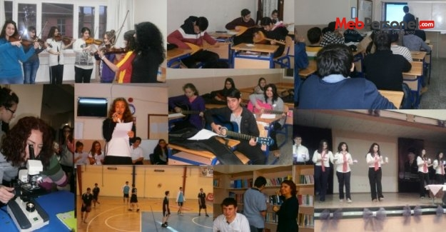 MEB 2015 Eğitimde Yenilikçi Yaklaşımlar ve Öğrenci Merkezli Eğitim Semineri