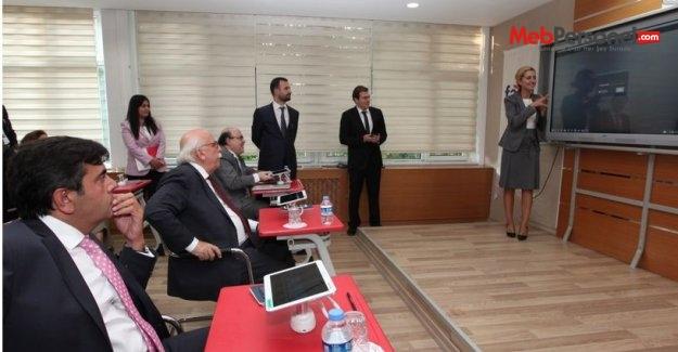 MEB Eğitimde Yeni EBA ve Etkileşimli Sınıf Yönetimini Tanıttı