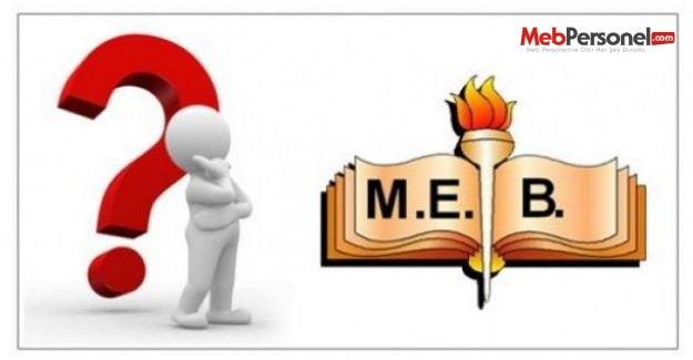 MEB, güçlü ve zayıf yönlerini açıkladı