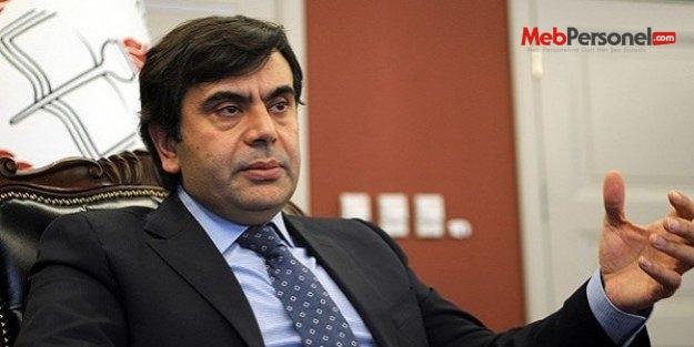 MEB müsteşarı Yusuf Tekin'den ''Dershane'' Açıklaması