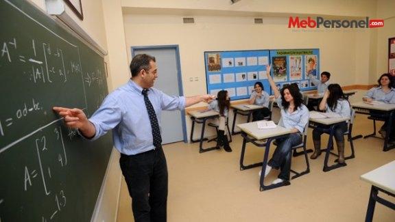 Öğretmenlerin Morali ve Can Güvenliği!