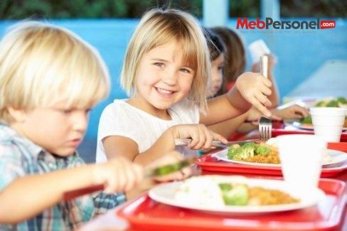 Okula Giden Çocuklar Mutlaka Kahvaltı Etmeli
