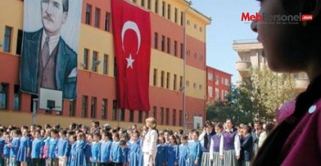 Okullar mavi veya yeşil bayrak ile ödüllendirilecek