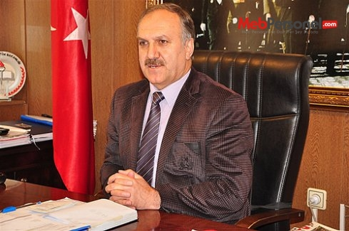 Sivas Milli Eğitim Müdürlüğüne Mustafa Altınsoy atandı.