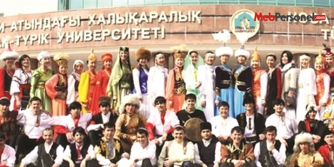 Türk Dünyasının ortak üniversitesi olacak