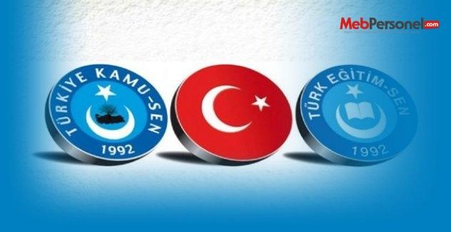 Türk Eğitim Sen'den Basın Açıklaması