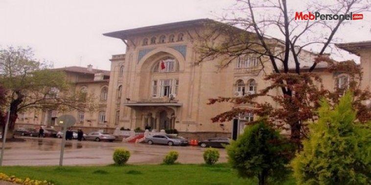 Ankara Sosyal Bilimler Üniversitesi Rektörlüğüne atama