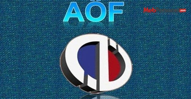 AÖF 'Dikey Geçiş' başvuruları için son 2 gün