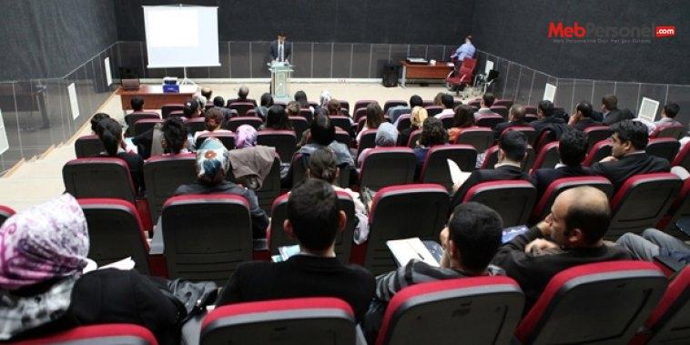 Binlerce Öğretmene Hizmetiçi Eğitim Verilecek