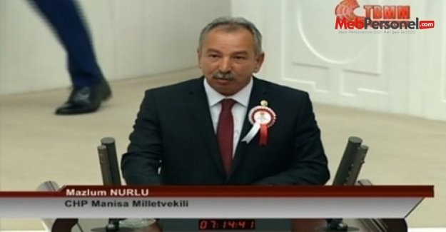 CHP li Milletvekilinden MEB'de Usulsüzlük İddiası