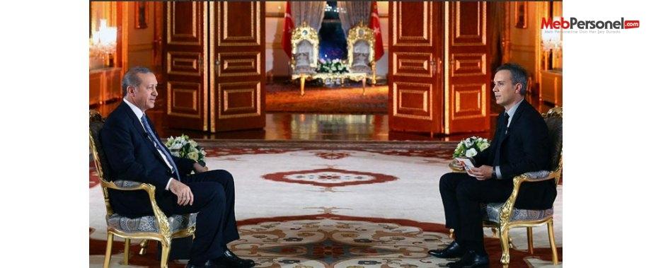 Cumhurbaşkanı Erdoğan'dan Öğretmen Atamaları Açıklaması