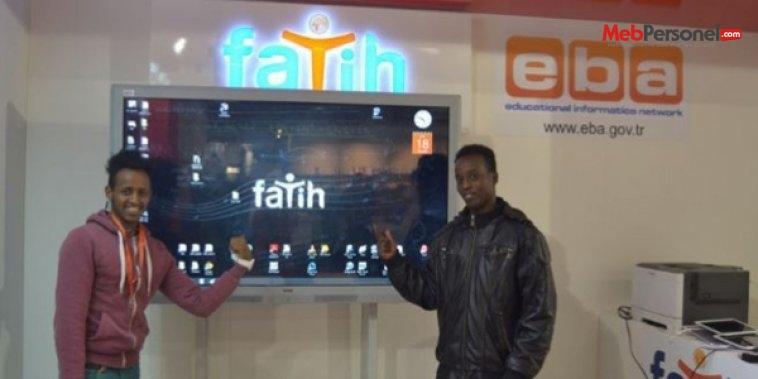Eğitimde Fatih Projesi'ne uluslararası ilgi