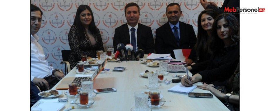 Genel Müdür Hamza Aydoğdu, Basın Mensuplarıyla Buluştu