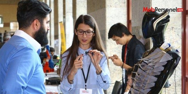 Living Lab öğrencileri buluşlarını sergiledi
