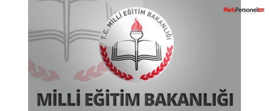 MEB'den idari izin ve ek ders ücreti yazısı
