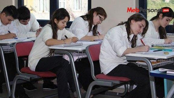 MEB, temel lise yönetmelik taslağını yayınladı