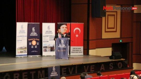 ''Öğretmenim Hoşgeldin'' Aday öğretmenler toplantısı yapıldı