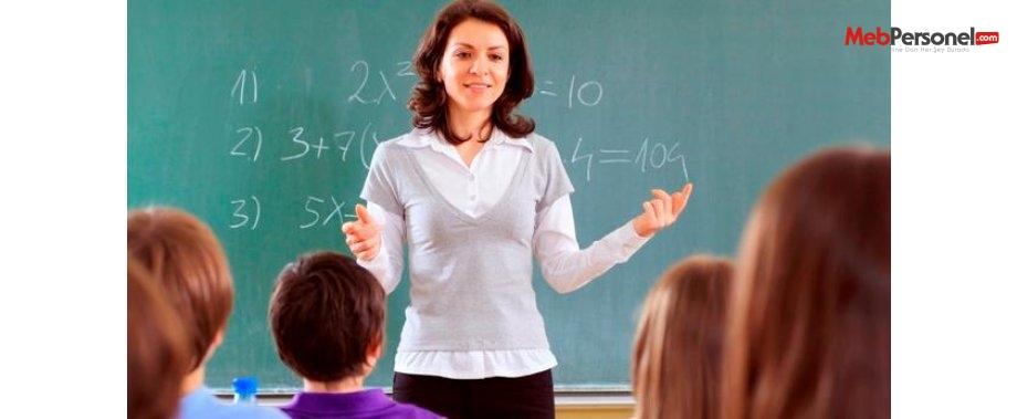 Öğretmenlerin Yüzü Gülüyor