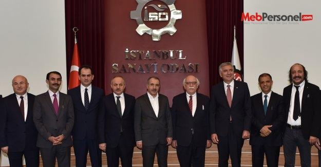 Okul - Sanayi İş Birliği İstanbul Modeli protokolü imza töreni yapıldı