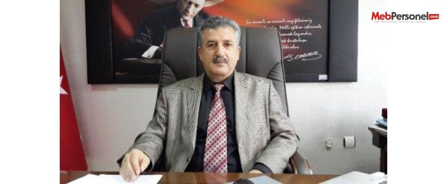 Milli Eğitim Müdürü Cevdet Arslan : Okulların Yakacak Sorunu Yok