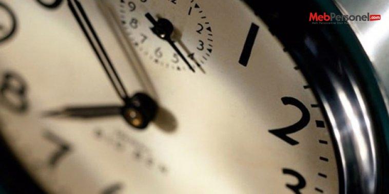 Saat kac, saatler geri alındı mı, şu anda saat kaç?