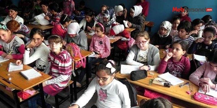 Suriyeli öğrencilere 'Osmanlı ortak değerimiz' ders kitabı