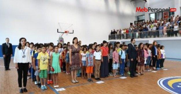 TED KOLEJİ DİYARBAKIR'DA EĞİTİM VERMEYE BAŞLADI