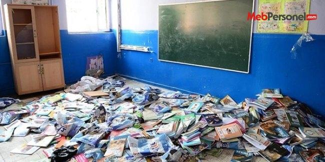 Teröristlerin hedefi eğitim kurumları